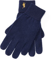 Ralph Lauren 2-6X Wool Gloves