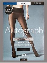 Autograph 40 Denier Velvet Touch Soft Luxe Seamfree Opaque Tights
