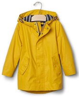 Gap Jersey-lined raincoat