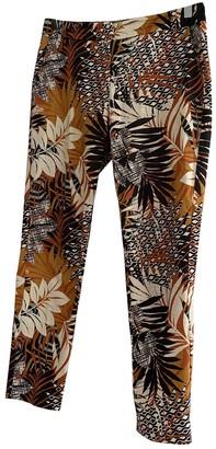 La Petite Francaise Cotton Trousers for Women