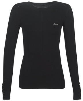 GUESS NIVES women's Sweater in Black
