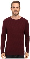 Tommy Bahama Ocean Crest Crew Long Sleeve Pullover Men's Clothing