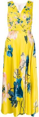 Antonio Marras floral-print dress