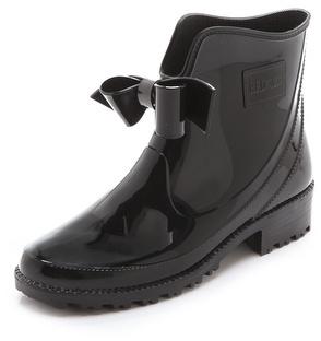RED Valentino Short Rain Booties