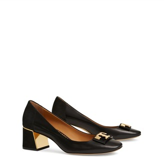 Tory Burch GIGI ROUNDED-TOE PUMP