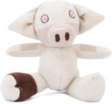 The Elder Statesman stuffed pig - unisex - Cashmere - One Size
