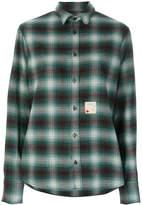 DSQUARED2 tartan check shirt