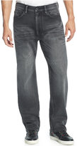 Sean John Men's Patch-Pocket Hamilton Relaxed Fit Jeans, Euro Black Wash