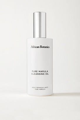 African Botanics Pure Marula Cleansing Oil, 100ml - Colorless