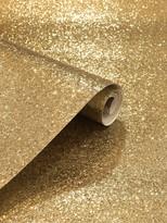 Arthouse Sequin Sparkle Gold Wallpaper