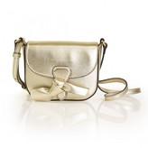 Burberry BurberryGirls Metallic Gold Leather Shoulder Bag