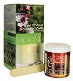 Moom Organic Hair Removal Kit, Tea Tree, 6-Ounce Package (Pack of 3) , lo