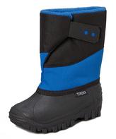 Tundra Black & Royal Pueblo Boot