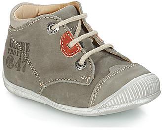 GBB SAMUEL boys's Mid Boots in Grey