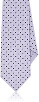 Barneys New York Men's Polka Dot Silk Necktie