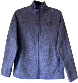 Patagonia Blue Polyester Jackets