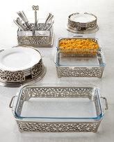 Godinger Pierced Dinner Plate Holder