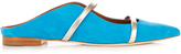 Malone Souliers Maureen backless suede flats