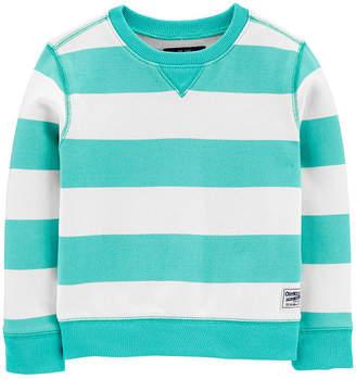 Osh Kosh Oshkosh 2-pc. Boys Round Neck Long Sleeve T-Shirt-Toddler