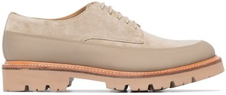 Grenson Earl lace-up Derby shoes