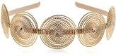 Rosantica Soffio Spiral Headband