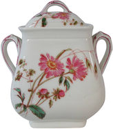 One Kings Lane Vintage Antique Limoges Tea Jar