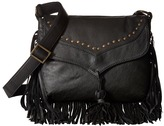 Scully Aurore Leather Fringe Bag Bags