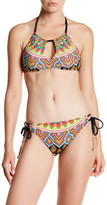 Trina Turk Medallion String Bikini Bottom