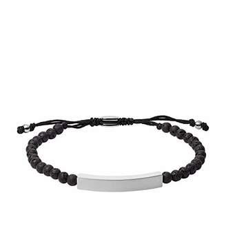 Fossil Men's Stone Bracelet