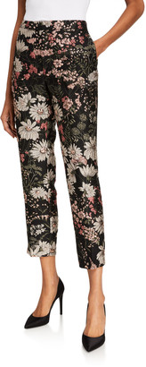 Libertine Dark Garden Brocade Pants