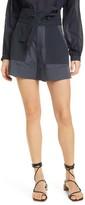 Sea Gabriette High Waist Cotton Blend Shorts