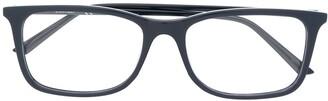 Calvin Klein Rectangular-Frame Logo Glasses