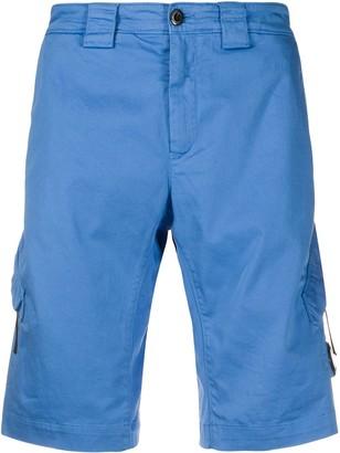 C.P. Company Multi-Pocket Bermuda Shorts