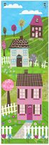 Oopsy Daisy Fine Art For Kids Too Dollhouse Growth Chart Canvas Wall Art