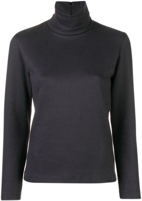Stephan Schneider High Neck Fitted Top