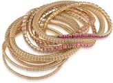 ABS by Allen Schwartz Stretch Bracelets, Set of 15