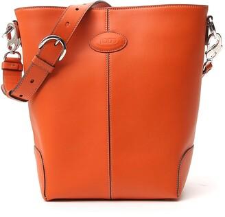 Tod's Logo Shoulder Bag