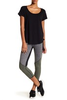 Threads 4 Thought Harlan Cropped Colorblock Leggings
