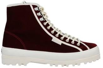 SUPERGA x ALEXACHUNG High-tops & sneakers