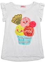 Design History Girls' Ice Cream Top - Little Kid