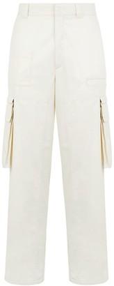 Fendi Straight-Leg Cargo Pants