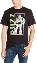 Disney Men's Toy Story Buzz Lightyear T-Shirt
