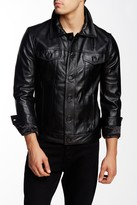 7 Diamonds Desperado Genuine Leather Jacket