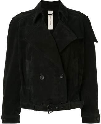 Giorgio Brato short double breasted jacket