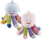 "Baby Aspen Mr. Sock T. Pus"" Plush Octopus Sock Set (4-Pack)"