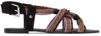 La Redoute Collections Sparkly Strappy Sandals
