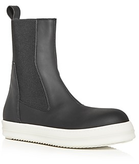 Rick Owens Men's Beetle Chelsea Boot Sneakers