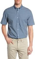 Nordstrom Men's Big & Tall Smartcare(TM) Plaid Sport Shirt