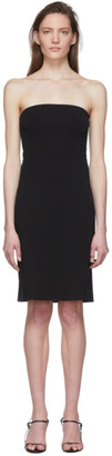 The Row Black Ferren Dress