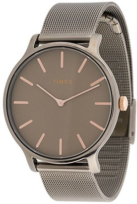 Timex Transcend 38mm watch